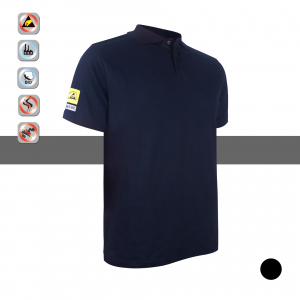 SIMLOC Carbon Line ESD Polo Shirt